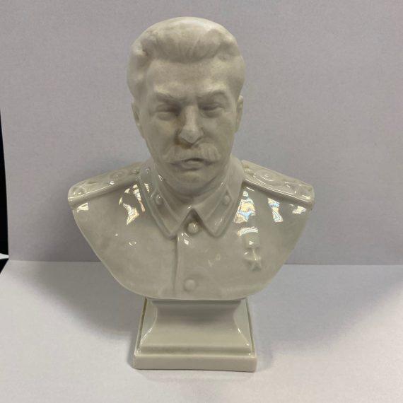 Ritka Herendi Sztálin büszt!