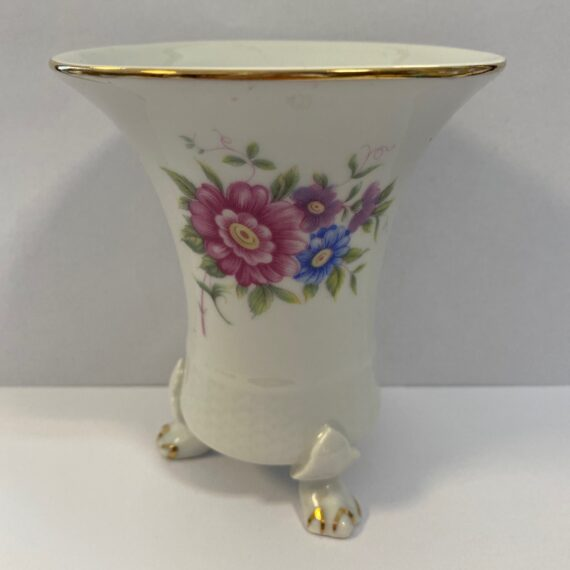 Hollóházi körmös váza