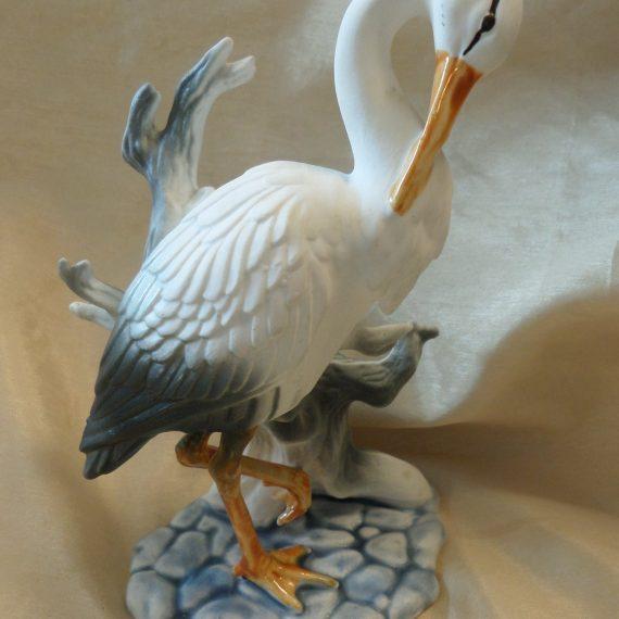 Porcelán gólya