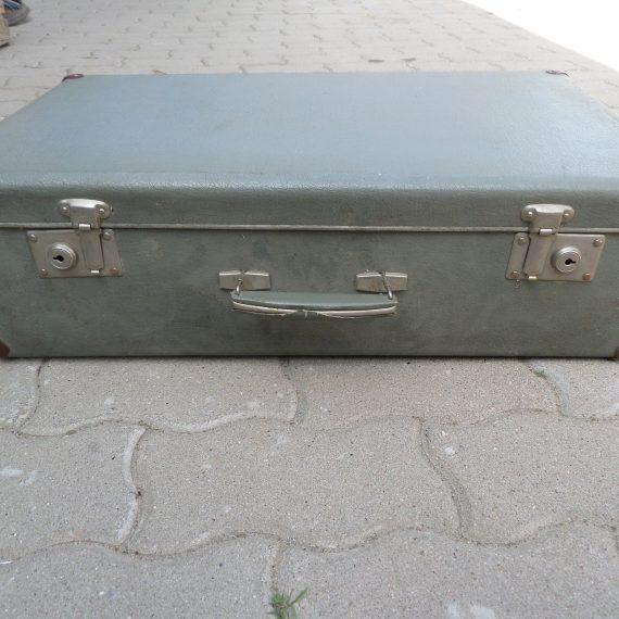 Retró nagy bőrönd