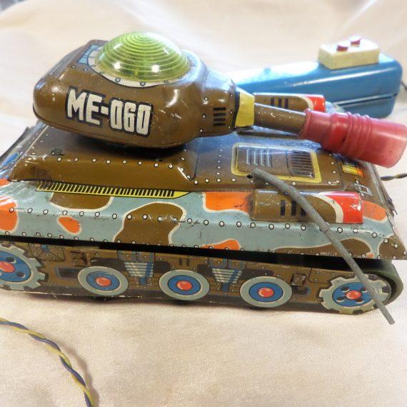 Lemezárugyári tank